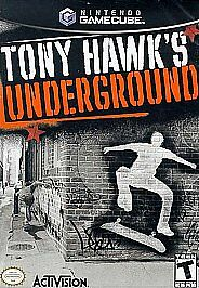 New Tony Hawk''s Underground (Player''s Choice) NGC Video Game