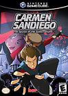 Carmen Sandiego: The Secret of the Stolen Drums (Nintendo GameCube, 2004)