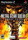 Metal Gear Solid 3: Snake Eater (Sony PlayStation 2, 2004)