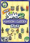 Sims 2: Mansion & Garden Stuff (PC, 2008)