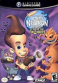 40f5f330af3 Adventures of Jimmy Neutron Boy Genius  Attack of the Twonkies (Nintendo  GameCube