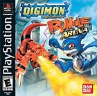 Digimon Rumble Arena (Sony PlayStation 1, 2002)