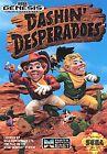 Dashin' Desperadoes (Sega Genesis, 1993)