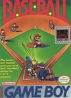 Baseball Nintendo Boy Video Games