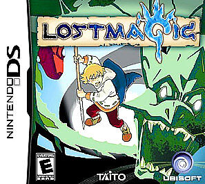 Lost-Magic-Nintendo-DS-2006-GAME-ONLY-NICE-SHAPE-NES-HQ