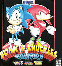 Sonic & Knuckles Collection  (PC, 1996) Game still facory sealed