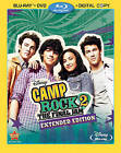 Camp Rock 2: The Final Jam (Blu-ray/DVD, 2010, 3-Disc Set, Extended Edition; Includes Digital Copy) (Blu-ray/DVD, 2010)