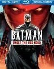 Batman: Under the Red Hood (Blu-ray Disc, 2011, With Green Lantern Movie Cash)