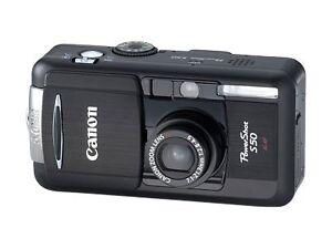 Canon PowerShot S50 5.0 MP Digital Camer...