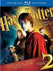 Harry Potter and the Chamber of Secrets (Blu-ray Disc, 2009, 3-Disc Set, WS; Ultimate Edition; With Book) (Blu-ray Disc, 2009)