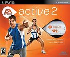 EA Sports Active 2 (Sony PlayStation 3, 2010)