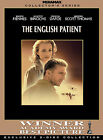 The English Patient (DVD, 2004, 2-Disc Set, Collector's Edition)