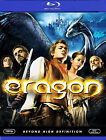 Eragon (Blu-ray Disc, 2009, Movie Cash)