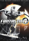 The Fantastic Four: Rise of the Silver Surfer (DVD, 2009, 2-Disc Set, Special Edition; Movie Cash)