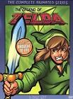The Legend of Zelda - The Complete Animated Series (DVD, 2005, 3-Disc Set)