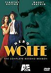 Nero Wolfe  The Complete Second Season DVD 2005 5Disc Set - Dover, Delaware, United States - Nero Wolfe  The Complete Second Season DVD 2005 5Disc Set - Dover, Delaware, United States