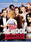Old School (Blu-ray Disc, 2008)