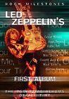 Rock Milestones - Led Zeppelins First Album (DVD, 2006)