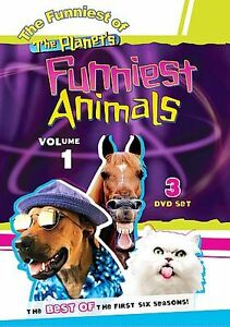 The Funniest of the Planet's Funniest Animals (DVD, 2005 ...