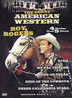 The Great American Western - Roy Rogers (DVD, 2003, Five Films on One Disc)
