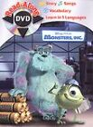 Monsters, Inc.: DVD Read-Along (DVD, 2002)