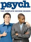Psych - The Complete Second Season (DVD, 2008, 4-Disc Set)