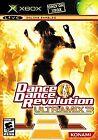 Dance Dance Revolution Ultramix 3 (Microsoft Xbox, 2005)
