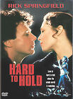 Hard to Hold (DVD, 2003)