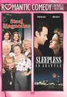 Steel Magnolias/Sleepless in Seattle (DVD, 2008, 2-Disc Set)