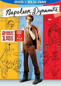 Napoleon Dynamite Two-Disc Blu-ray/DVD Combo