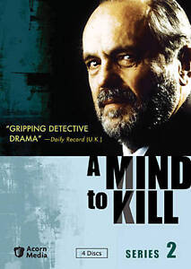 A Mind to Kill: Series Two New DVD! Ships Fast!