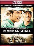 We Are Marshall (HD DVD, 2007)