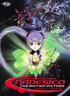 Martian Successor Nadesico: The Motion Picture - Prince of Darkness (DVD, 2003, Reversible Cover)