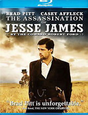 New The Assassination of Jesse James by the Coward Robert Ford Blu-ray Disc 2008