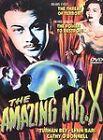 The Amazing Mr. X (DVD, 2003)