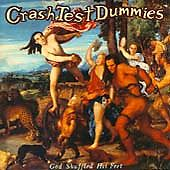 Crash Test Dummies - God Shuffled His Feet: 1993 RCA CD album (Folk/Alt Rock)