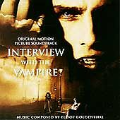 Elliot Goldenthal - Interview with the Vampire (Original Soundtrack) (CD 1995)