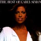 The Best of Carly Simon by Carly Simon (CD, Oct-1990, Elektra (Label))