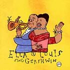 Ella Fitzgerald - Our Love Is Here to Stay (Ella & Louis Sing Gershwin, 1998)