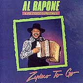 Zydeco to Go by Al Rapone (CD, 1990, Blind Pig) BRAND NEW FACTORY SEALED