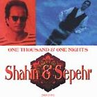 One Thousand & One Nights by Shahin & Sepehr (CD, 1994, Virgin)