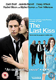 The Last Kiss DVD 2007 Zach Braff Rachel Bilson Casey Affleck - <span itemprop=availableAtOrFrom>South Shields, Tyne and Wear, United Kingdom</span> - The Last Kiss DVD 2007 Zach Braff Rachel Bilson Casey Affleck - South Shields, Tyne and Wear, United Kingdom
