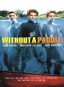 Without A Paddle DVD 2005 Full Frame - Sierra Vista, Arizona, United States - Without A Paddle DVD 2005 Full Frame - Sierra Vista, Arizona, United States