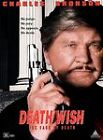 Death Wish 5: The Face of Death (DVD, 1999, Digitally Mastered)