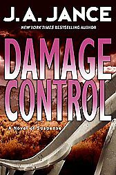 Damage Control (Joanna Brady Mysteries, Book 13), J. A. Jance, New Book