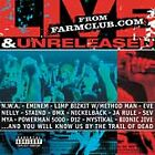 Various Artists - Live and Unreleased from Farmclub.com (Parental Advisory/Live Recording, 2002)