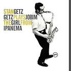 Getz Plays Jobim: The Girl from Ipanema by Stan Getz (Sax) (CD, Feb-2002, Verve)