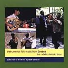 Instrumental Folk Music From Greece by Various Artists (CD, Jun-1996, Topic Records)