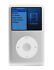 Apple iPod classic 6th Generation Silver (80 GB) MP3 Player