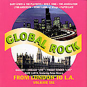 Global Rock, Vol. 6: From London to L.A....